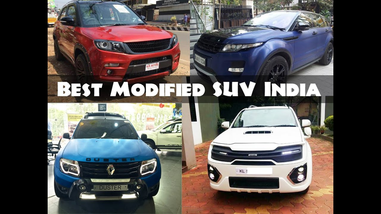 all time best modified suv cars in india youtube. Black Bedroom Furniture Sets. Home Design Ideas