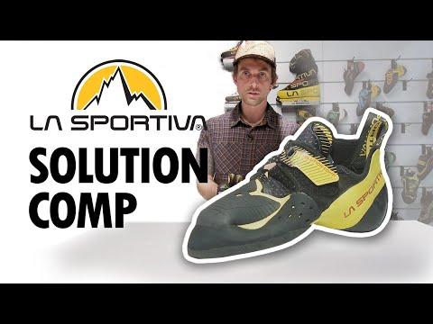 *NEW* La Sportiva Solution Comp