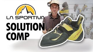 *NEW* La Sportiva Solution Comp