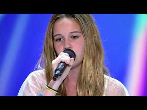 Bea Miller  Audition  The X Factor USA 2012
