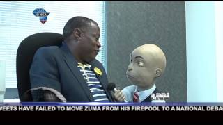 LNN9 EP9 | Chester Missing interviews COPE chairman Pakes Dikgetsi
