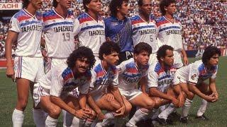 Firpo campeón finales 1989 y 1991