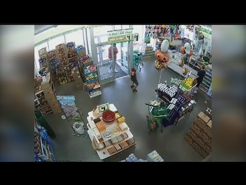 Investigators Release Surveillance Video From Youngstown Dollar Tree Fire