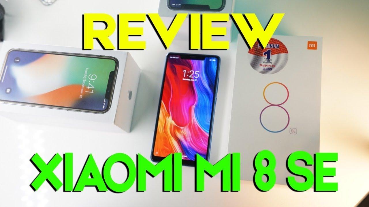 Putra Siregar Merakyat Review Xiaomi Mi 8 Se Best Funny
