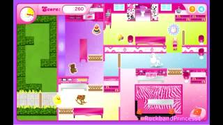Barbie Games   Baby Games   Free Barbie Babysitter Games   Barbie Potty Race Game