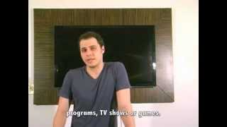 How to install a WoodnGo TV Wall Panel