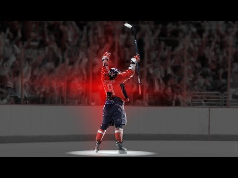 Alex Ovechkin Best Hits & Goals