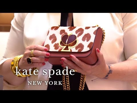 New Bags For Fall 2019: Crossbody, Satchel, Nicola & More! | Talking Shop | Kate Spade New York