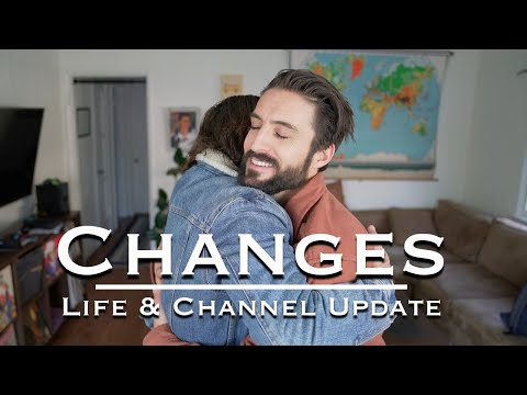 How Our Lives & Channel Are Changing In 2020