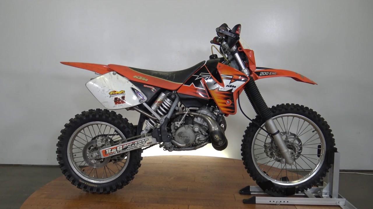 1999 KTM 200 EXC