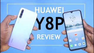 HUAWEI Y8p Unboxing and Detailed Review