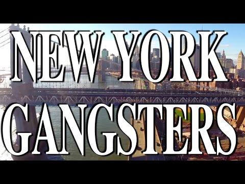 NEW YORK GANGSTERS - Tragedy Khadafi, Necro, Chris Rivers, Capone-N-Noreaga, Thirstin, Raze, Hec
