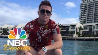 La otra pasión de Canelo Alvarez que no es pelear | NBC Deportes | NBC Deportes
