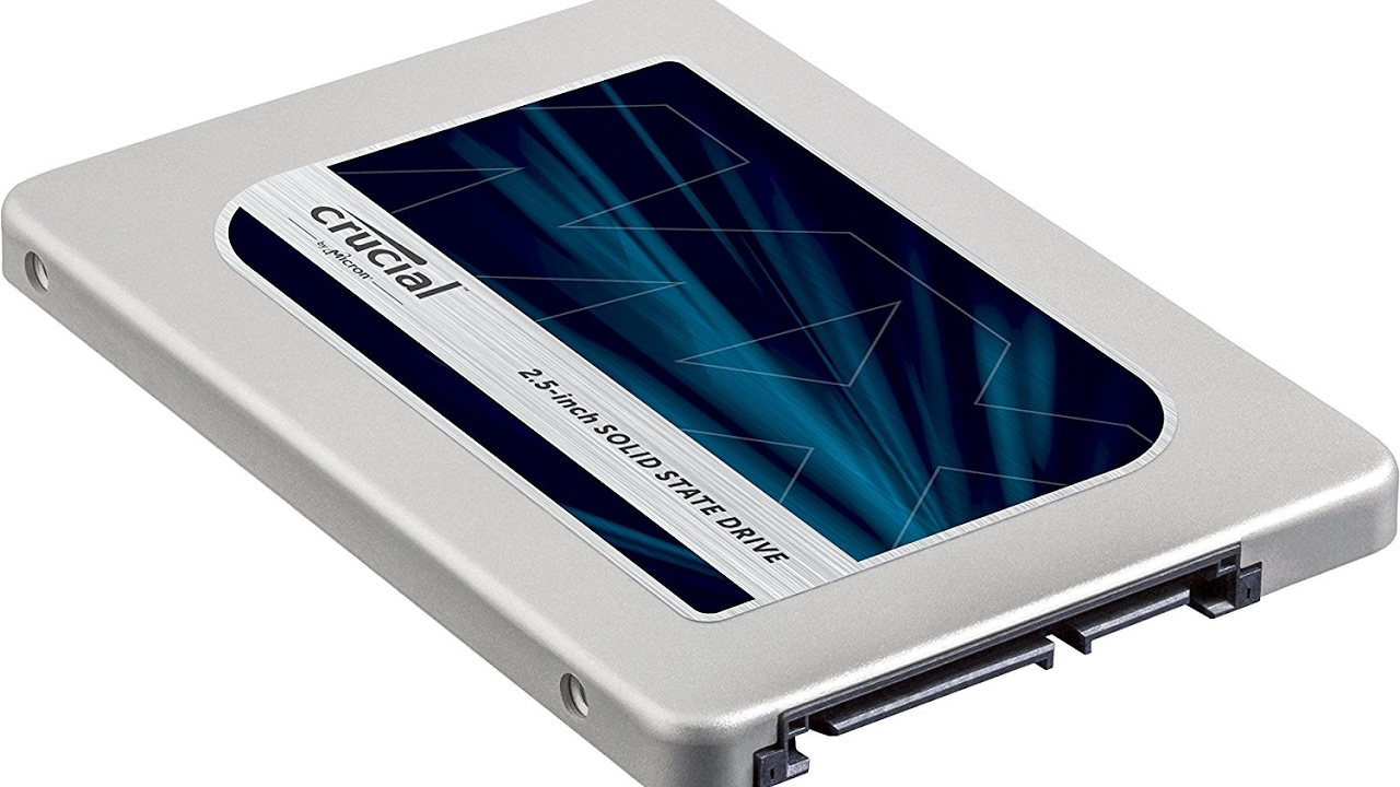 CRUCIAL 750GB MX300: SIMPLE STEPS in UPGRADING HDD to SSD