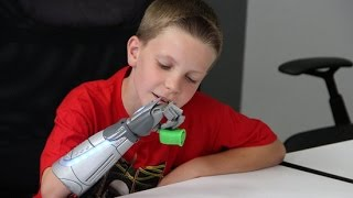 Disney Creates Affordable Bionic Hands For Kids
