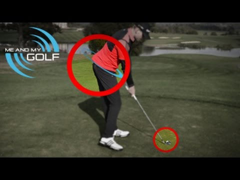 WHY YOU CAN'T CLEAR YOUR HIPS IN THE GOLF SWING!
