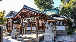 下桂御霊神社 京都 / Shimokatsura Goryo Shrine Kyoto