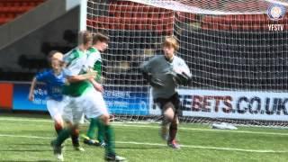 Scottish Cup Memories: Edina Hibs CFC vs Rangers SABC U13s