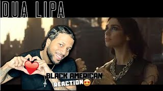 Dua Lipa - Swan Song (From Alita: Battle Angel) [Official Music Video] BLACK AMERICAN REACTION!!!