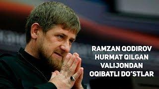 """Ramzan Qodirov hurmat qilgan Valijondan """"Oqibatli do'stlar""""!"""