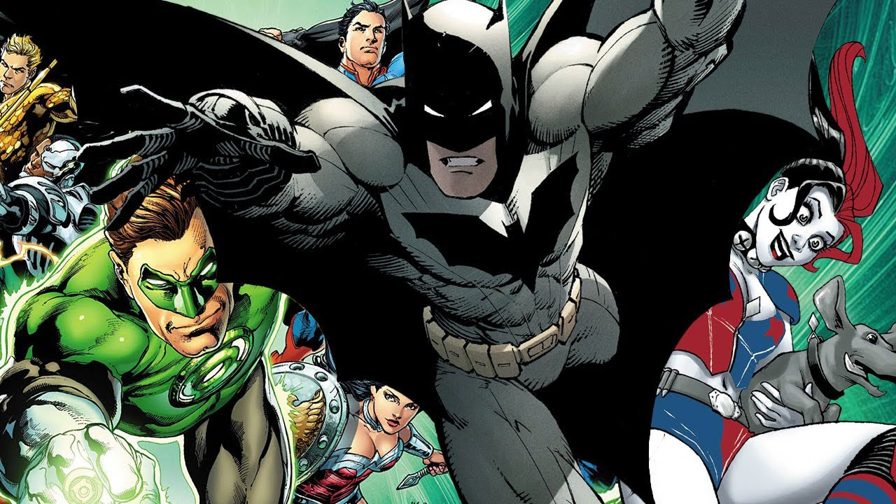 9 dc comics you should be reading youtube