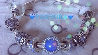 Pandora from AliExpress charms