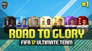 Video FIFA 17 Ultimate Team | Road To Glory | Episode 1 download MP3, 3GP, MP4, WEBM, AVI, FLV Desember 2017