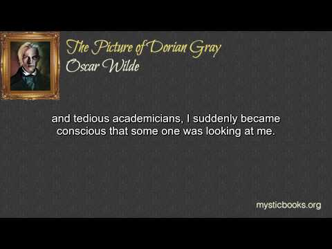 The Picture of Dorian Gray Audiobook | Text - Oscar Wilde [1]