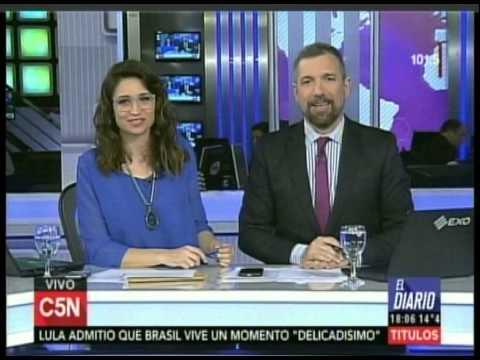 C5N - Politica: Fernando Niembro y millones publicos