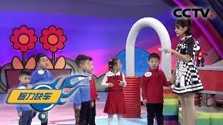《智力快车》 20191126 彩虹大作战|CCTV少儿