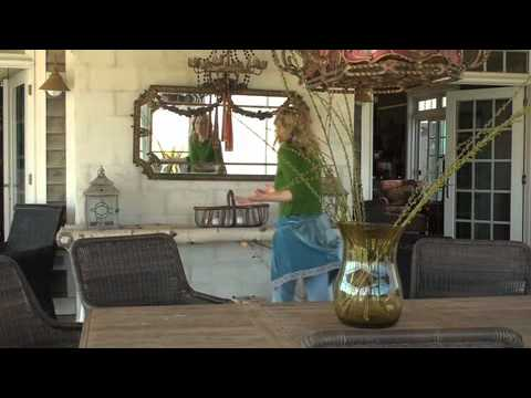 Tracy Porter Decorating Video... A Quick Nature Fix
