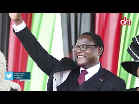 Mfahamu Chakwera; 'Mcha Mungu' aliyetawazwa kuiongoza Malawi