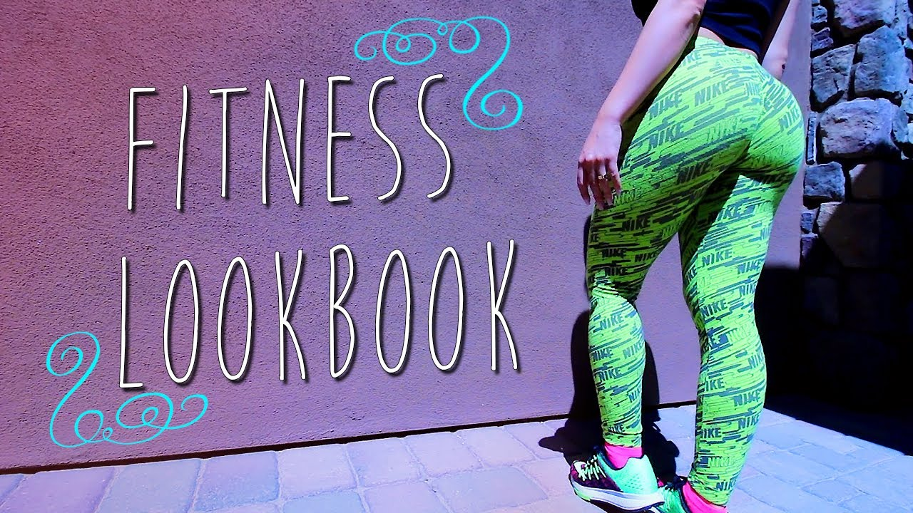 [VIDEO] - Fitness Lookbook 2017 | Workout Outfit Ideas for the GYM 1