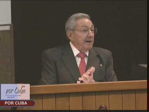 Palabras de Raúl Castro en la clausura de la IX Legislatura de la Asamblea Nacional