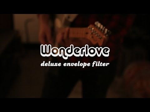 3Leaf Audio Wonderlove v2 Envelope Filter - Guitar Demo