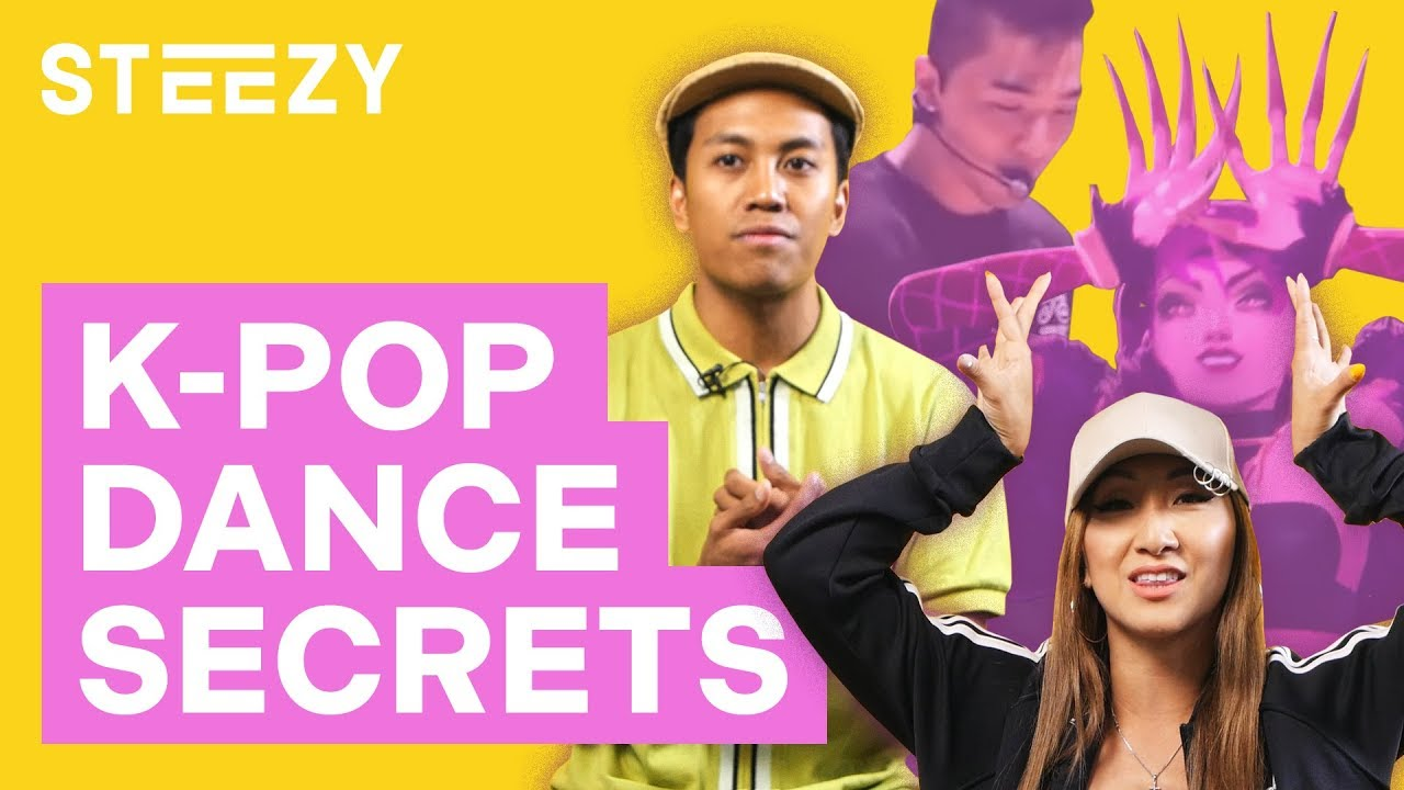 How LA Choreographers Make Iconic K-Pop Dance Routines | STEEZY.CO