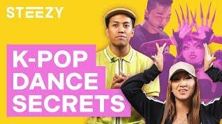 How LA Choreographers Make Iconic K-Pop Dance Routines | STEEZY.CO MP3