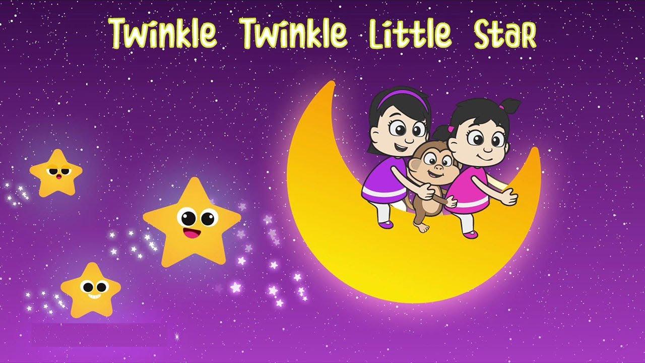 TWINKLE TWINKLE LITTLE STAR ♥ Lagu Bintang Lagu Anak dan Balita Indonesia