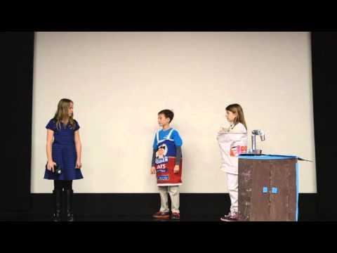 Gramercy Christian School  Regional Winning Microbead Skit