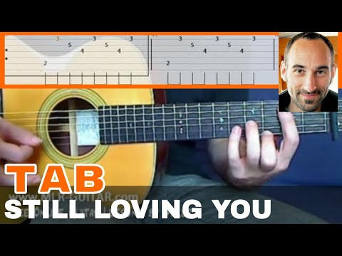 Still Loving You Guitar Tab