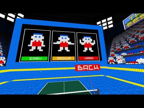 Quicklook [0412] PCVR - VR Ping Pong |