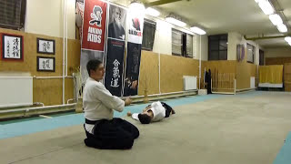 zagi kokyu ho 2 [AIKIDO]  basic technique