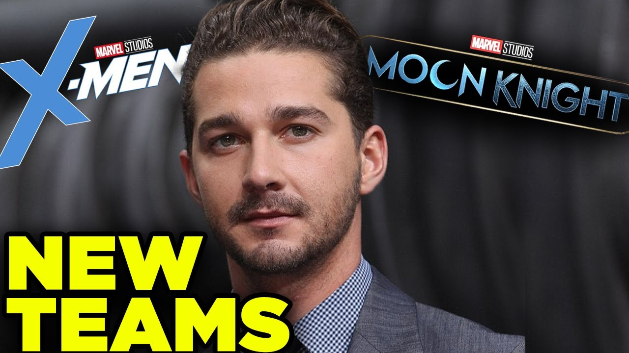 Marvel New Team Lineup! Shia LaBeouf Casting Twist & Moon Knight Theory!