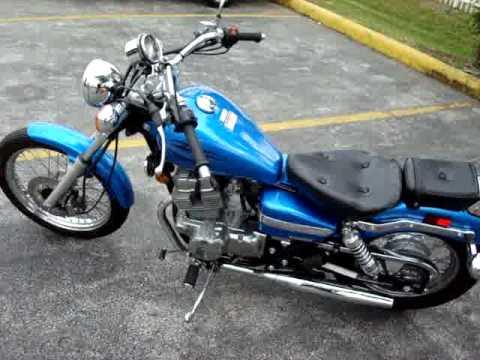 画像: Honda Rebel 250 2009 www.youtube.com