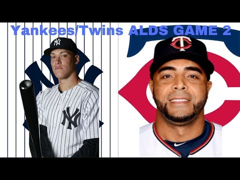 minnesota-twins-vs.-new-york-yankees-alds-game-2-live-stream-reactions-&-play-by-play
