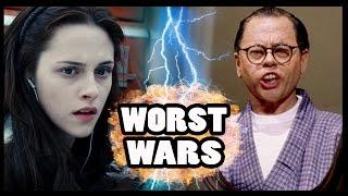 BELLA SWAN vs MR. YUNIOSHI - Worst Wars