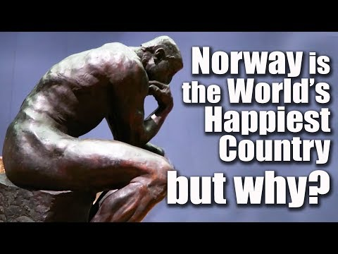4 Reasons Why Norway is the World's Happiest Country - A Traveller's Perspective