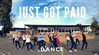 Just got paid - Dance