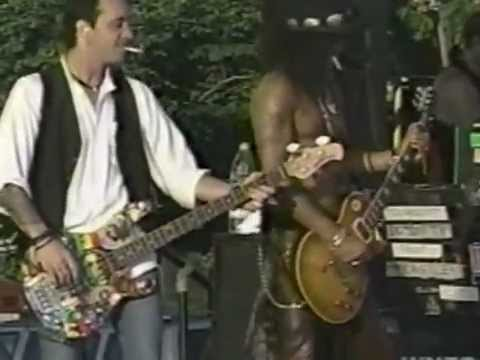 Slash's Snakepit Live in Buffalo 2001 06 17