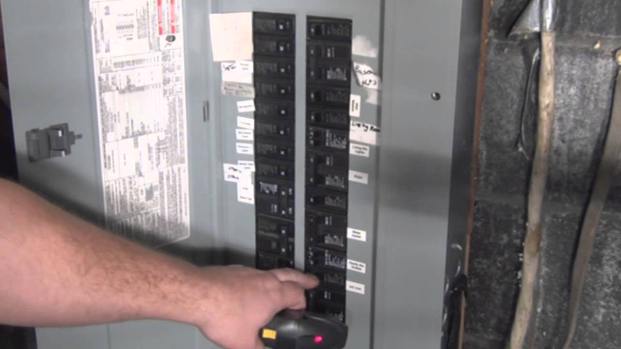 How to Locate a circuit breaker for an outlet using a circuit ...